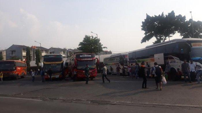 Harga Tiket Bus Naik Saat Masa Angkutan Lebaran, Ini Penjelasan Kepala Terminal Kalideres