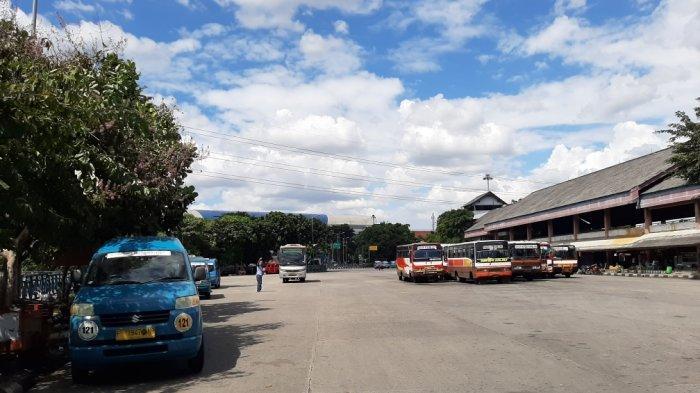 Kedatangan Penumpang di Terminal Kampung Rambutan Menurun 83 Persen