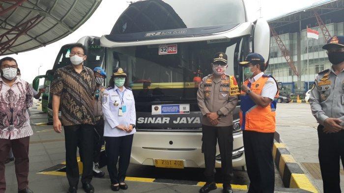 BPTJ: Hanya Terminal Terpadu Pulo Gebang Jakarta Timur yang Layani Bus AKAP