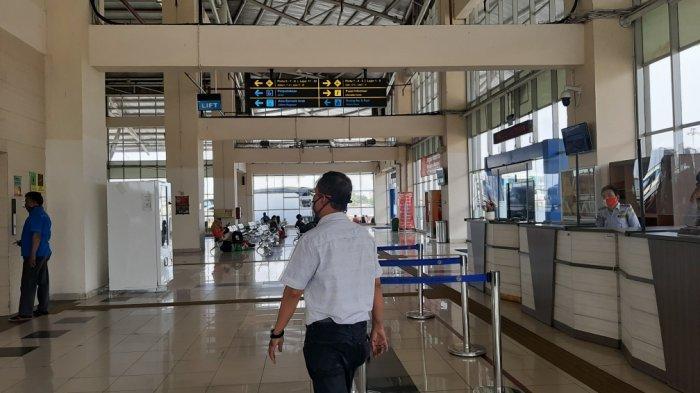 Tiga Kendaraan Operasional Terminal Pulogebang Akan Dikerahkan Mengantar Pasien Maupun Jenazah Covid