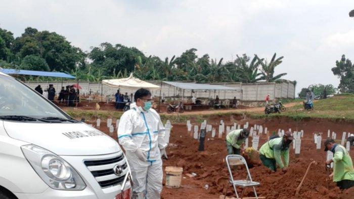 Selama Pandemi Covid-19, Setiap Hari 190 Jenazah yang Dimakamkan di DKI Jakarta
