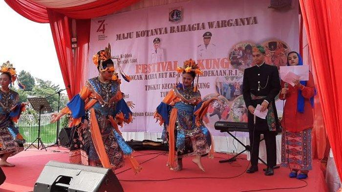 Kali Pertama, Festival Cakung Hadir di Situ Rawa Badung