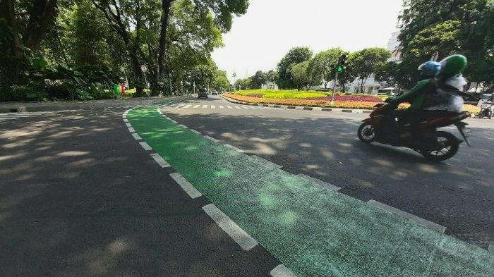 Pemprov DKI Jakarta Ungkap Sanksi Terhadap Pelanggar Jalur Sepeda, Denda Ratusan Ribu Hingga Penjara