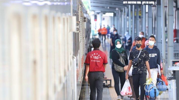 Kereta Api Jarak Jaut Tetap Beroperasi 6-17 Mei 2021 Meski Tak untuk Mudik, Ini Penjelasannya