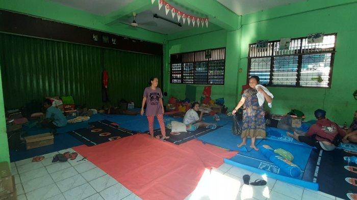 Mayoritas Bukan Warga Asli Jakarta, Pengungsi Korban Kebakaran di Gambir Pilih Pulang Kampung