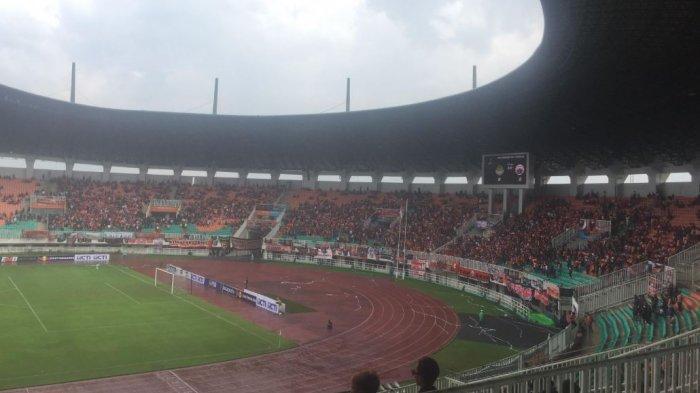 Piala Indonesia: Tira Persikabo vs Persija Berakhir Imbang 2-2