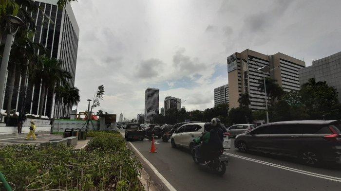 UPDATE PNS Tabrak Pesepeda - Pelaku Bekerja di Polres Metro Jakarta Selatan, Kini Dinonaktifkan