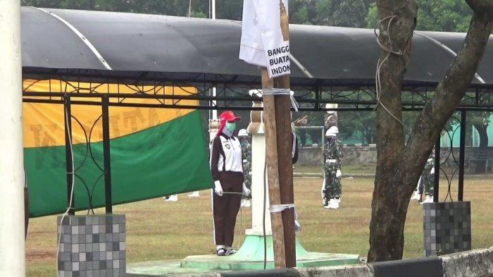 Anggota Paskibra Jalani 7 Kali Swab Test Sebelum Jadi Petugas Upacara HUT ke-75 RI di Istana Negara