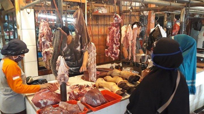 Cerita Sejumlah Pedagang Daging Sapi di Masa Pandemi: Pendapatan Tak Turun Drastis Jelang Lebaran