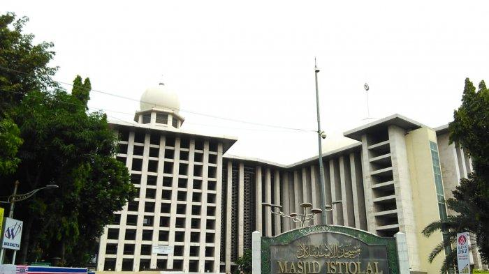 100.000 Jamaah Diprediksi Akan Salat Ied di Masjid Istiqlal