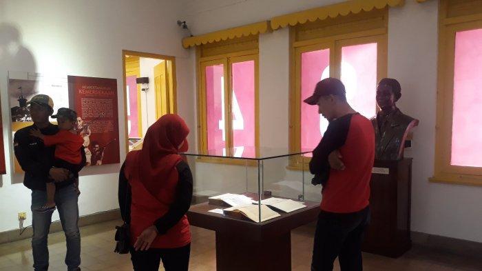 Pengunjung Museum Perumusan Naskah Proklamasi Meningkat saat HUT ke-74 RI