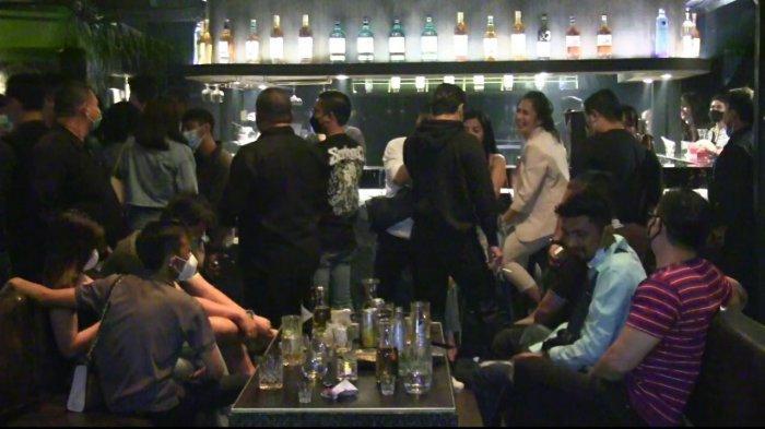 Enam Kali Langgar Protokol Kesehatan, Odin Cafe Senopati Kini Ditutup 3x24 Jam