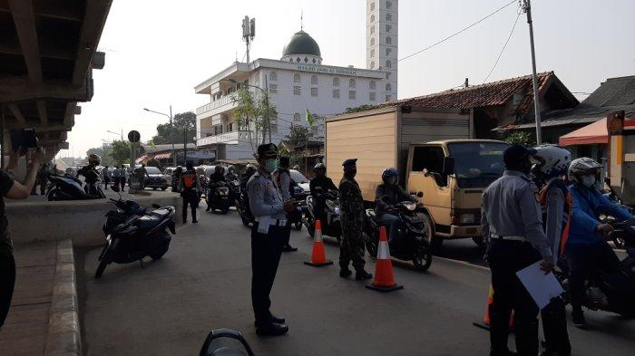 Hingga H+2 PSBB Ketat, Tercatat Sudah 428 Pelanggar PSBB di DKI Jakarta