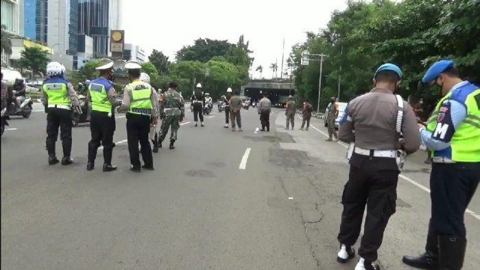 Hari Kedua Operasi Zebra di Jakarta Timur, Pelanggar Masih Didominasi Oleh Kendaraan Roda Roda