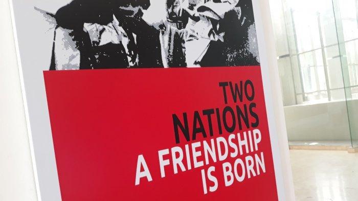 Pameran 70 Tahun Hubungan Indonesia-Australia: Kisah Molly Hingga Tukliwon Saat Kemerdekaan RI