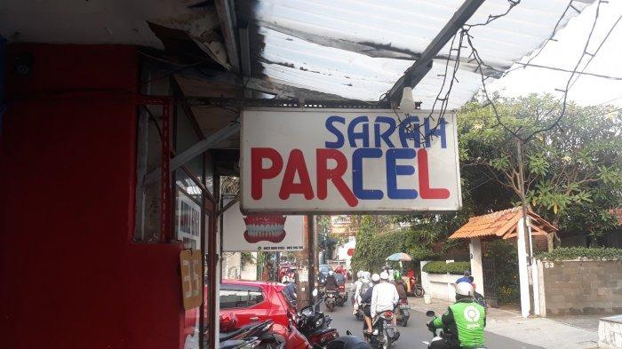 Penjual Parcel Jelang Lebaran di Jalan Samali: Tahun Kemarin Zonk, Sekarang Alhamdulilah