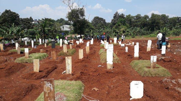 DKI Siapkan Lagi Lahan Makam Jenazah Covid-19 Seluas 2 Ha di Rorotan