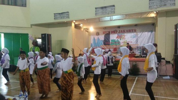 Peringati HUT ke-492 Jakarta, Kelurahan Makasar Gelar Pagelaran Kesenian dan Budaya Betawi