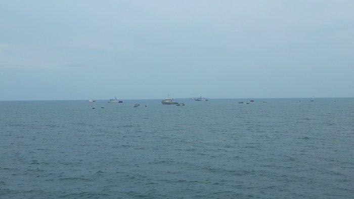 Aktivitas Nelayan Terhenti Dengar Dentuman Keras, Air Naik 15 Meter saat Sriwijaya Air Jatuh ke Laut