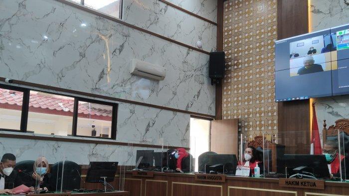 Hakim Minta Terdakwa dan Saksi Kasus Hoaks Babi Ngepet Dihadirkan di Persidangan