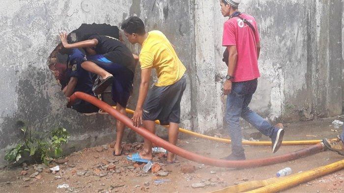 Si Jago Merah Lahap Permukiman Padat Penduduk di Manggarai: 6 RT Terdampak