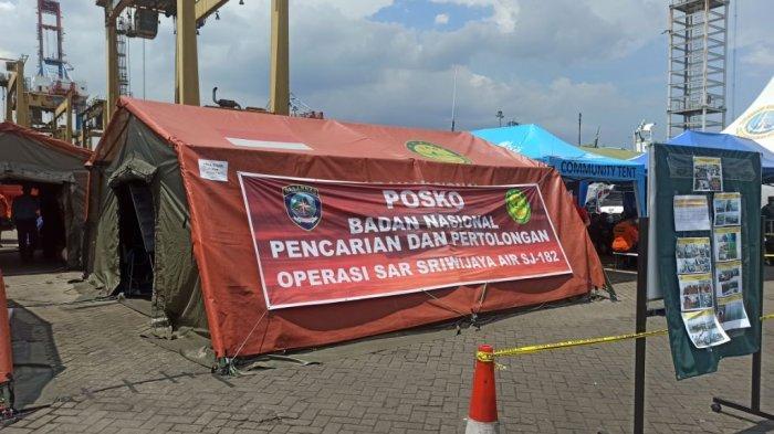 Operasi SAR SJ-182 Hari Ke-8, Tim SAR Masih Fokus Pencarian Terhadap Tiga Objek