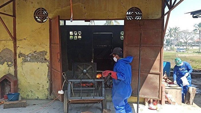 75 Jenazah Terpapar Covid-19 Sudah Dikremasi di Krematorium Cilincing