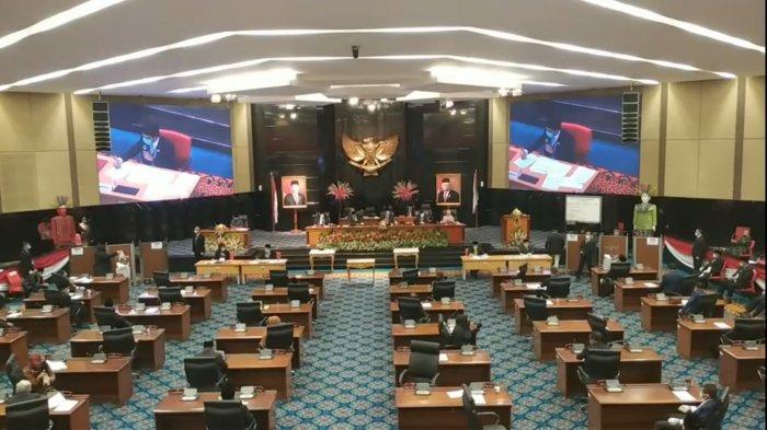 100 Anggota DPRD DKI Jakarta Gunakan Hak Suara Dalam Pemilihan Wagub Pengganti Sandiaga Uno
