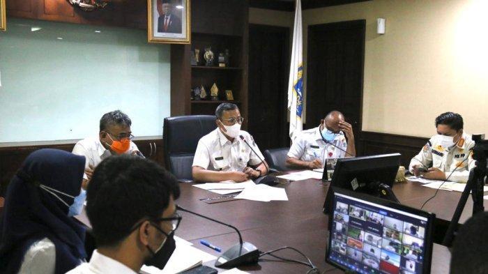 Jelang Musim Hujan, Wali Kota Jakpus Bentuk Gugus Tugas Antisipasi Banjir: Jangan Kasih Kendor!
