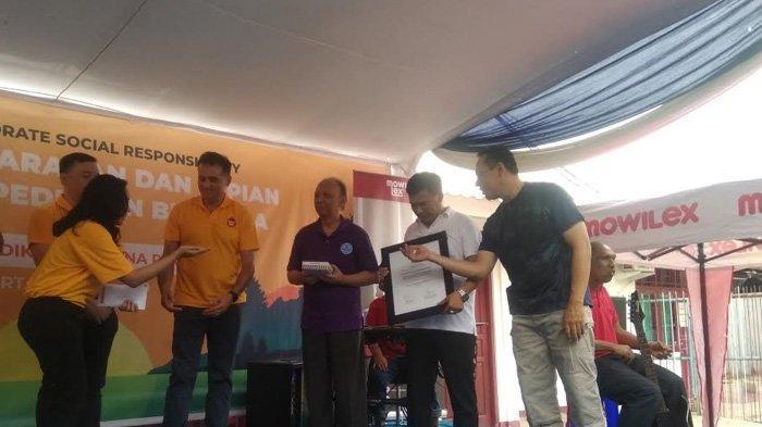 Mowilex Indonesia Bantu Revitalisasi Panti Disabilitas Dwituna Rawinala Dengan 500 Liter Cat