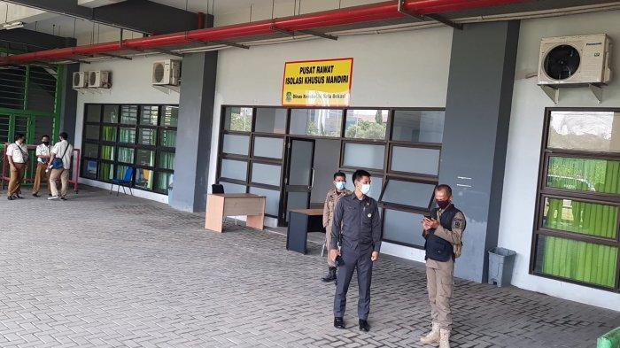 16 Pasien Covid-19 RS Darurat Stadion Patriot Bekasi Dinyatakan Sembuh, 33 Orang Masih Dirawat