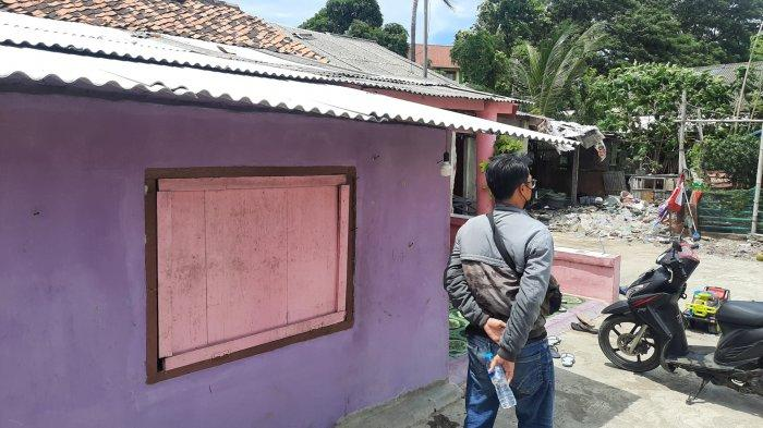 Usai Jadi Tersangka, Rumah 'Ustaz Gondrong' di Babelan Dikunci Rapat : Keluarga Memilih Bungkam