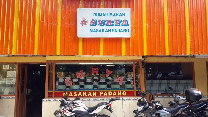 Ini 3 Rumah Makan Padang Legendaris di Jakarta Sejak Tahun 1960-an