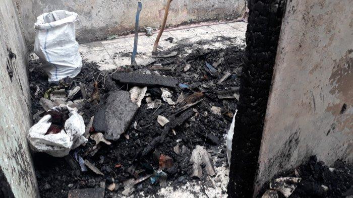 Rumah Usman Dilalap Si Jago Merah Gara-gara Sang Cucu Berusia 4 Tahun Nge-charge Ponsel
