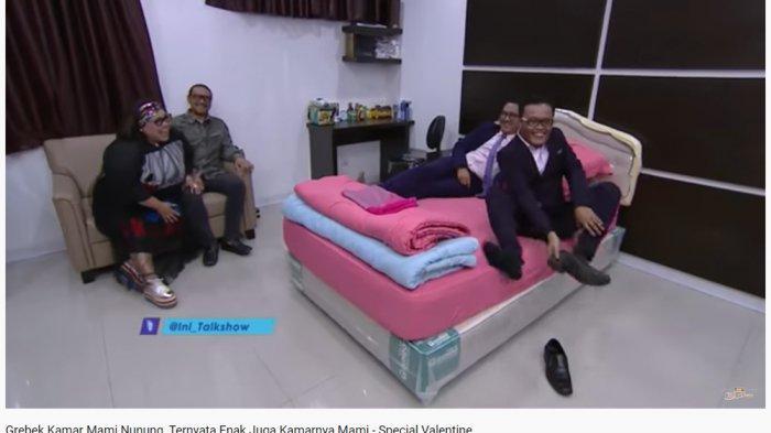 Jenguk Nunung di RSKO Cibubur, Sule dan Andre Taulany Takjub Lihat Kamar Perawatannya: Kayak Hotel!