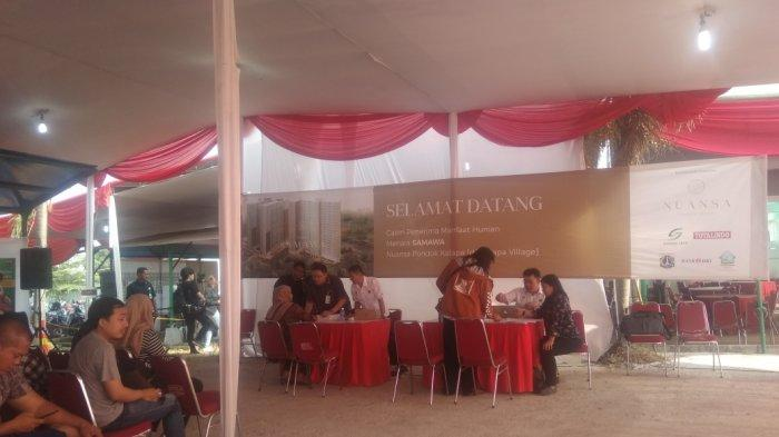 Sejumlah Pemohon Rumah DP 0 Rupiah Mulai Berdatangan Pilih Unit di Rusumi Klapa Village