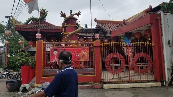 Mengintip Sepinya Suasana Imlek di Jantung Cina Benteng Tangerang Kala Pandemi Covid-19