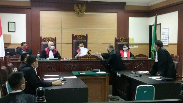 Wakil Wali Kota Tangerang Absen di Sidang Perdana Kasus Narkoba yang Menjerat Anaknya