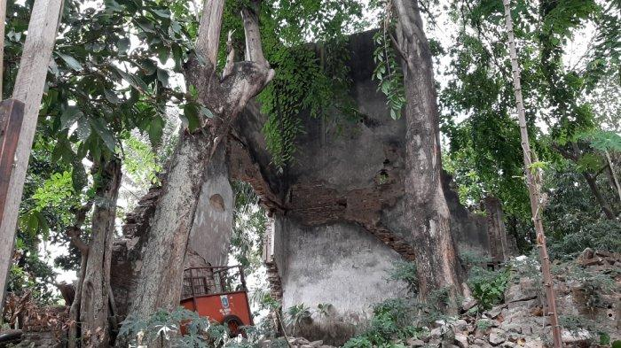 Sekilas Kisah Kampung Gedong dan Pensiunan Polisi Huni Bangunan Bekas Peninggalan Belanda