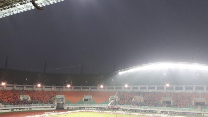 Sepi Suporter, Laga Timnas U-23 Indonesia Vs Iran Hanya Disaksikan 2.724 Penonton