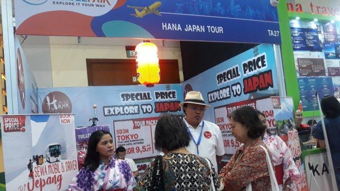 Di Kompas Travel Fair, Tarif Liburan ke Jepang Dimulai dari Harga Rp 9 Jutaan