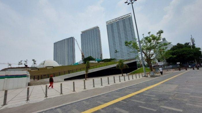 Menanti Hasil Revitalisasi Taman Ismail Marzuki, Oase Baru di Tengah Padatnya Aktivitas Jalan Cikini