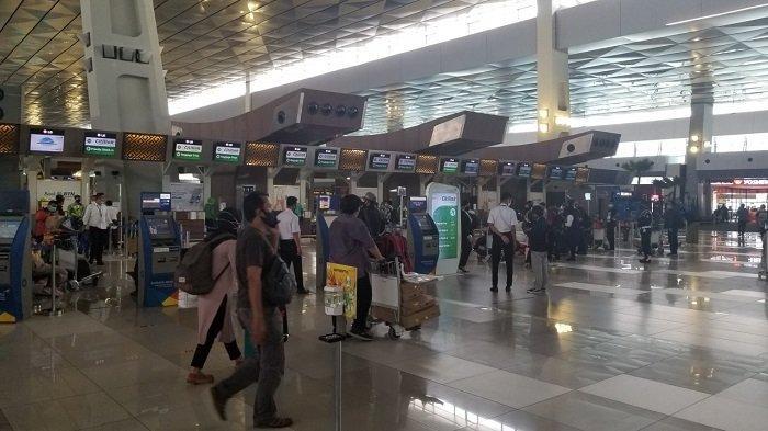 Penumpang di Bandara Soekarno-Hatta Bakal Naik 15% Saat Libur Panjang di Tengah Pandemi Covid-19