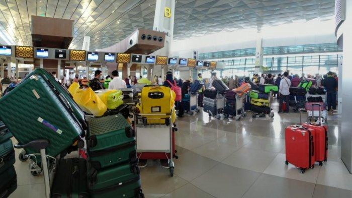 Umrah Dibuka Untuk Indonesia, Bandara Soekarno-Hatta Masih Menunggu Aturan Resmi dari Pemerintah