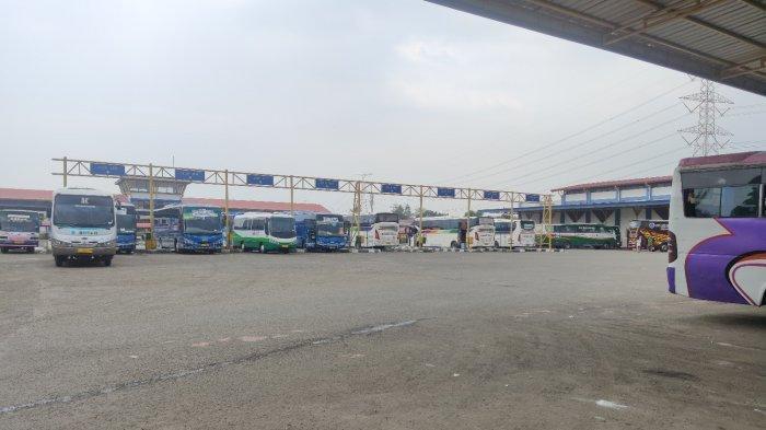 Angka Pemudik di Terminal Jatijajar Kota Depok Mulai Naik, Capai 350 Orang Per Hari Ini