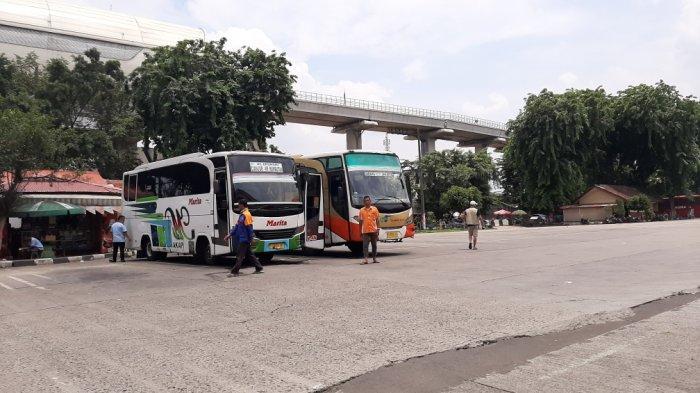 Puncak Arus Balik di Terminal Kampung Rambutan dan Terminal Terpadu Pulogebang Diprediksi Malam Ini