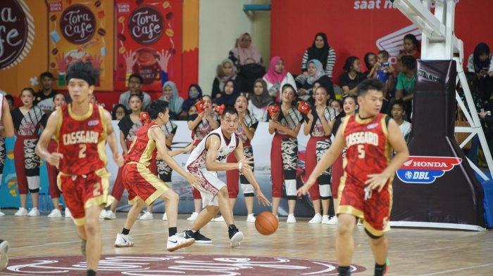 SMA Labshcool Singkirkan SMAN 12 Jakarta di Pertandingan debutnya pada DBL Jakarta East Region