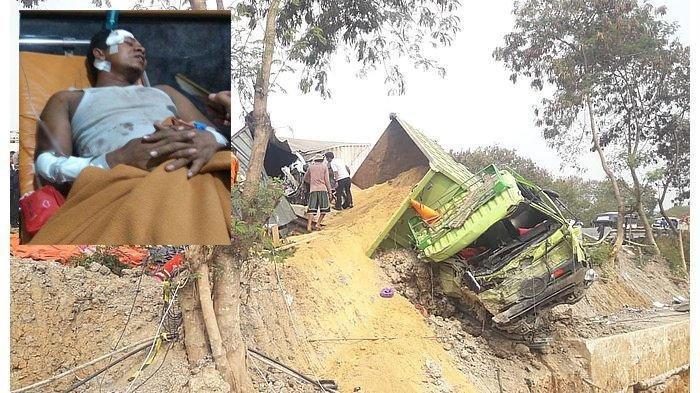 Kecelakaan Tol Cipularang: Tersangka Sopir Meninggal, Warga Korsel Menolak Dirawat di Indonesia