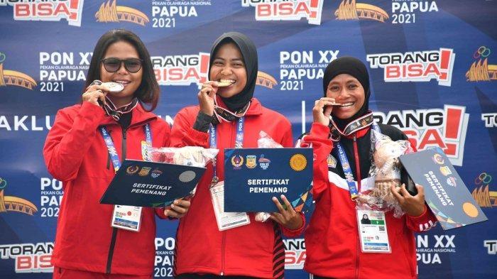 Hasil Final Selam Laut OBA M Course PON Papua: DKI Jakarta dan Jawa Timur Tambah Medali Emas