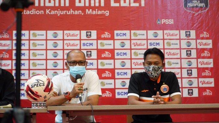 Bertemu PSM Makassar di Semifinal Piala Menpora, Persija Jakarta Akan Balas Dendam